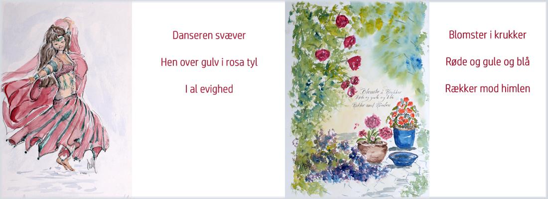 Haikudigte_og_akvareller